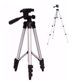 Tripé Camera Canon T5 Sony Alpha Dsc Rebel D3200 Sx60 D5200