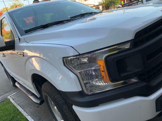 Ford F-150 2018 3.5 Cabina Regular V6 4x4 At