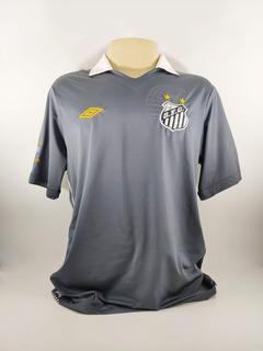 Camisa Santos Umbro Comemorativa 2010