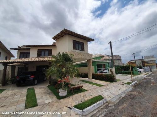 Casa Em Condomínio Para Venda Em Parnamirim, Parque Das Nações, 4 Dormitórios, 4 Suítes, 5 Banheiros, 3 Vagas - Kc 0344_2-1155986