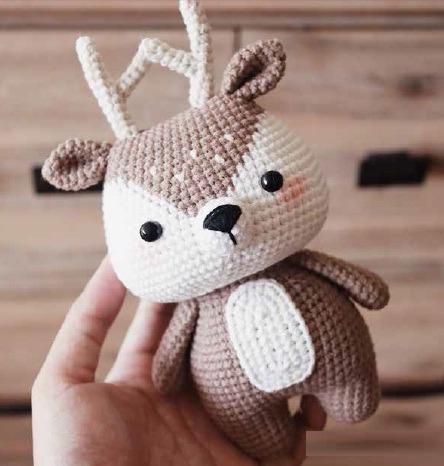 12 Patrones-para Tejer A Crochet-hermosos Amigurumis