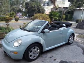 Volkswagen Beetle 2.0 Cabrio Tiptronic Piel At