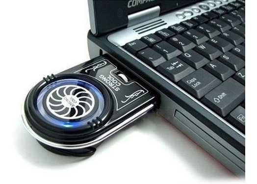 Extractor Enfriador Portatil Para Laptop Usb Externo Cooler