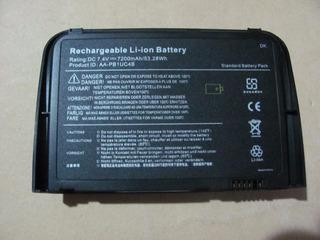 Bateria Recargable Li-ion 7200mah Samsung Q1 Original
