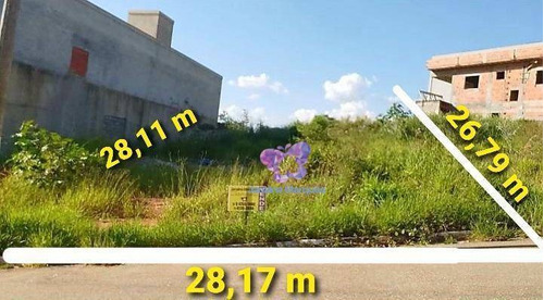 Terreno À Venda, 264 M² Por R$ 120.000,00 - Jardim Bela Vista - Araçariguama/sp - Te0633