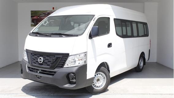 Nissan Urvan Panel Amplia Ventanas 2020