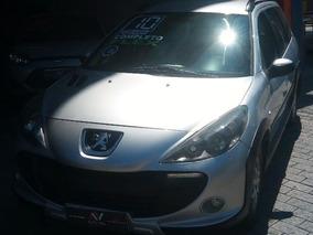 Peugeot 207 Sw 1.6 Escapade Flex 2010 4 Portas