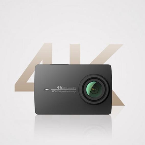 Câmera Xiaomi Yi 4k 2 Wifi 12mp Esportes Ação Pronta Entrega