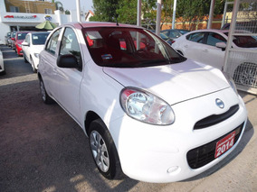 Nissan March Active Tm5 2014 Credito Recibo Auto Iva Financi