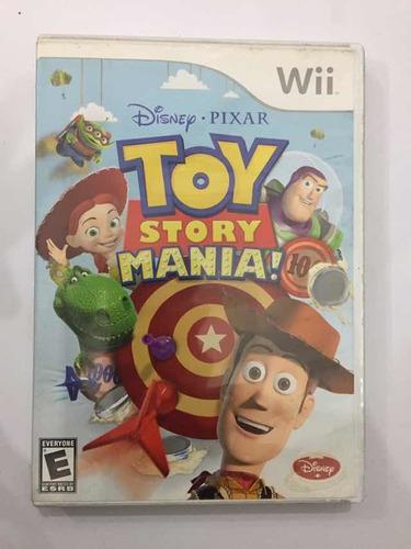 Toy Story Manía Nintendo Wii