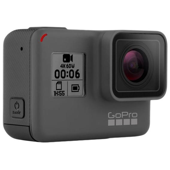 Câmera Gopro Hero 6 Black Chdhx-601 Wifi 2