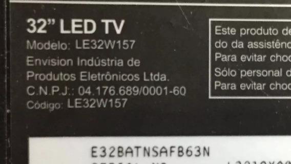 Receptor E Teclado Tv Aoc Le32w157