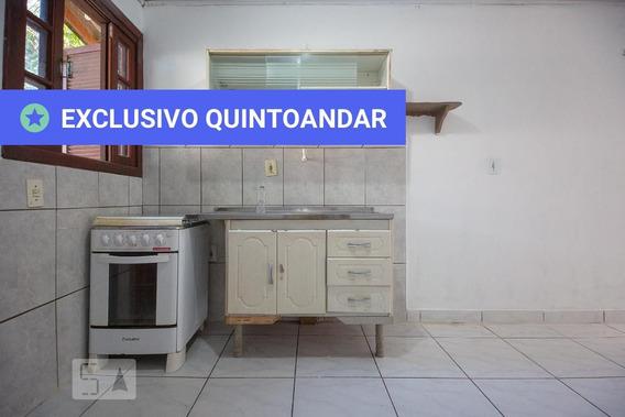 Casa Com 1 Dormitório E 1 Garagem - Id: 892940208 - 240208