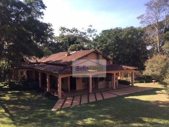 Chácara Rural À Venda, Centro, Biritiba Mirim. - Ch0019