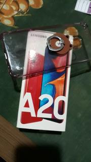Sansung Galaxy A20 Vermelho 32 Gb