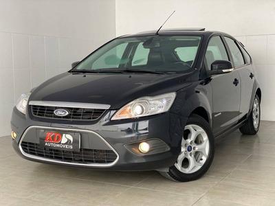 Ford Focus 2.0 Titanium Hatch 16v Flex 4p Automático