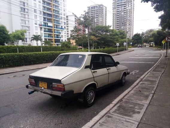 Renault R 12 Automóvil