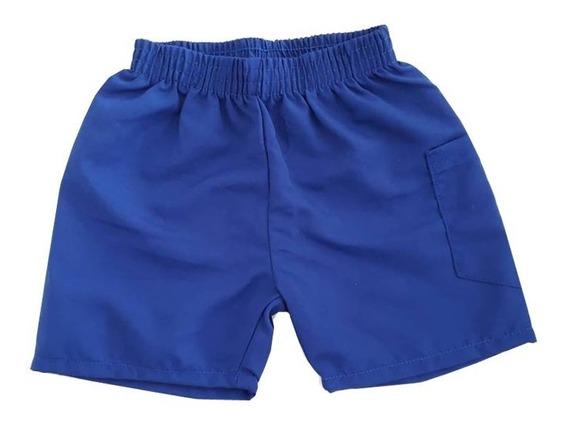 Short Masculino Infantil Criança - 012395