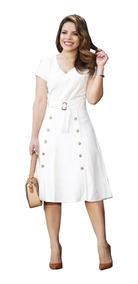 Vestido Lady Like - Lançamento Kauly ( 2591 )