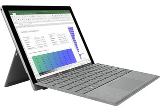Surface Pro 4 Core I7 8/256gb Windows 10 Pro Alcantara Type