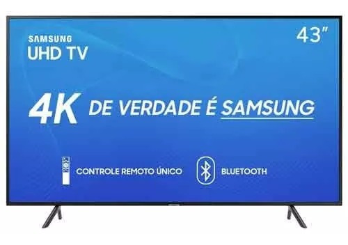 Smart Tv 4k Samsung Led 43 Hdr Premium 1000 Reais Por Link