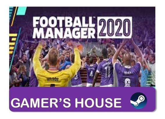 Football Manager 2020 Original Via Steam - Offline
