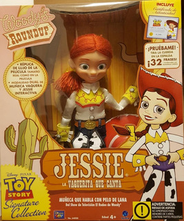 Jessie Interactiva Signature Collection 32 Frases Toy Story