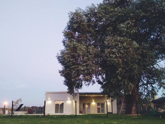 Casa A Estrenar El Aljibe Km 59,5 Pilar. Oportunidad