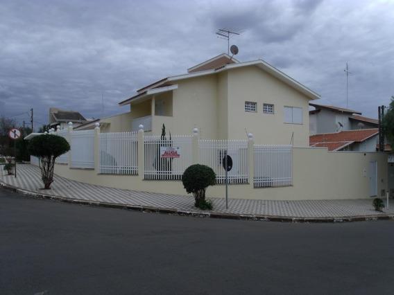 Sobrado Com 3 Dormitórios À Venda, 360 M² Por R$ 1.600.000 - Jardim De Itapoan - Paulínia/sp - So0071