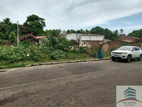 Imagem 1 de 5 de Terreno A Venda Em Pium, Na Estrada Sentido Natal