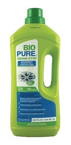 Tratamiento Contra Malos Olores - Odour Stop Biopure 1.5l