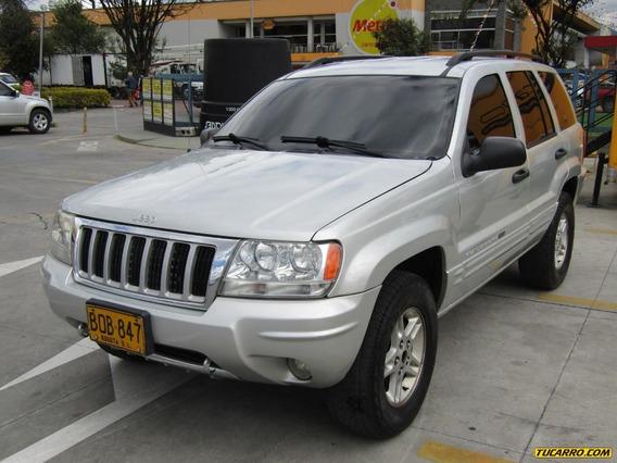 Jeep Grand Cherokee Limited 4700 4x4