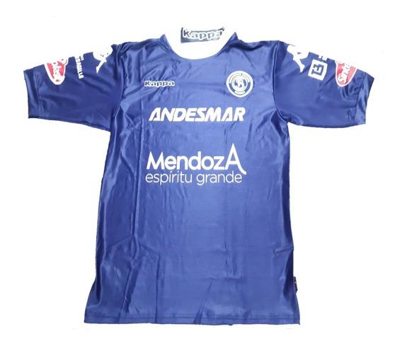 Camiseta Independiente Rivadavia Mendoza Kappa 2015