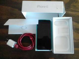 iPhone 6 Space Gray Liberado Usado En Excelentes Condiciones