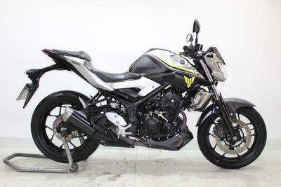 Yamaha Mt 03 Abs 2018 Prata