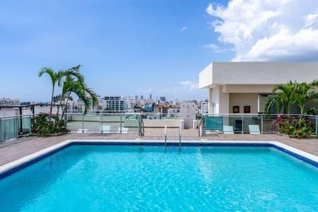 For Rent Apartamento Amueblado Piso 8 Bella Vista