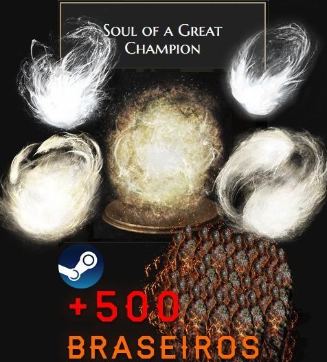 2,7 Bilhões De Almas (nível Max) Dark Souls 3 Pc Steam Anéis