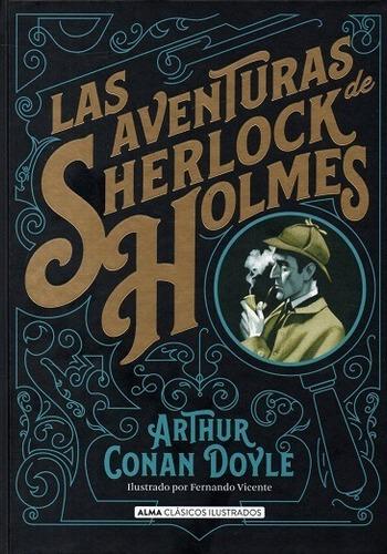 Libro: Las Aventuras De Sherlock Holmes / Arthur Conan Doyle