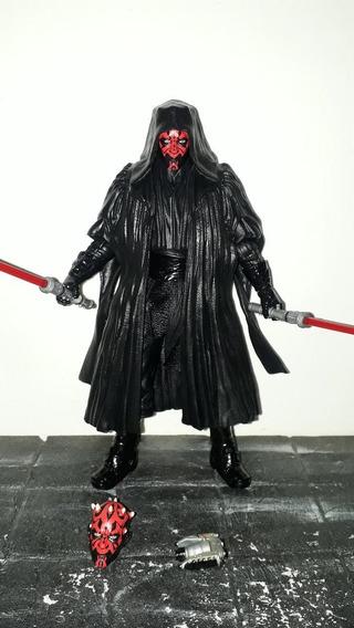 Darth Maul Star Wars Black Series 16 Cm Lançamento