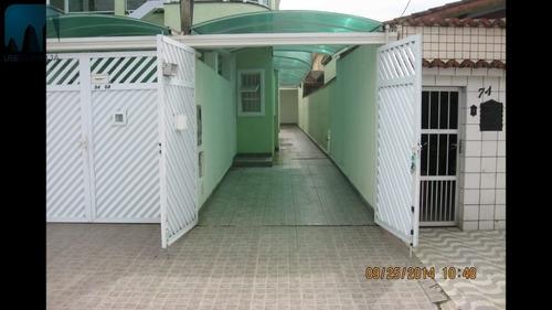 Casa A Venda No Bairro Jardim Santa Maria Em Guarujá - Sp.  - 701-1
