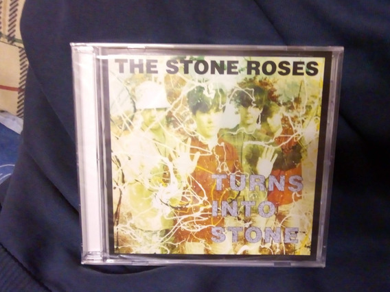 The Stone Roses - Turns Into Stone. Usa Cd,nuevo Y Sellado.