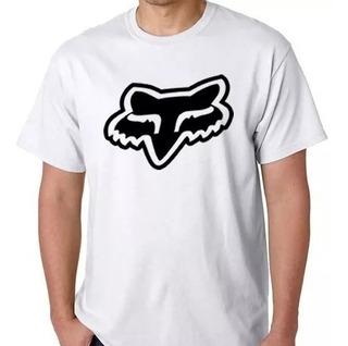 Camiseta Blusa Camisa Fox Moto Motocross Trilha Rockstar Lol