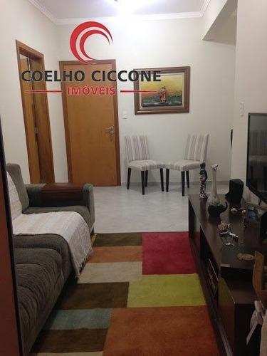 Imagem 1 de 15 de Apartamento Em Santa Maria - Sao Caetano Do Sul - V-2087