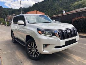 Toyota Prado Premium Versión Europea 2019 2.8lt