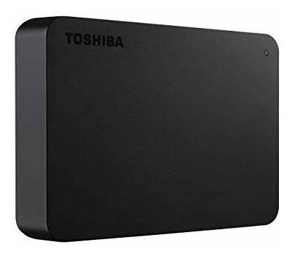 Fundamentos De Toshiba Canvio