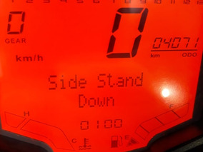 Ktm Duke 200 2016 Usada Solo 4000km Lista Para Tranferir