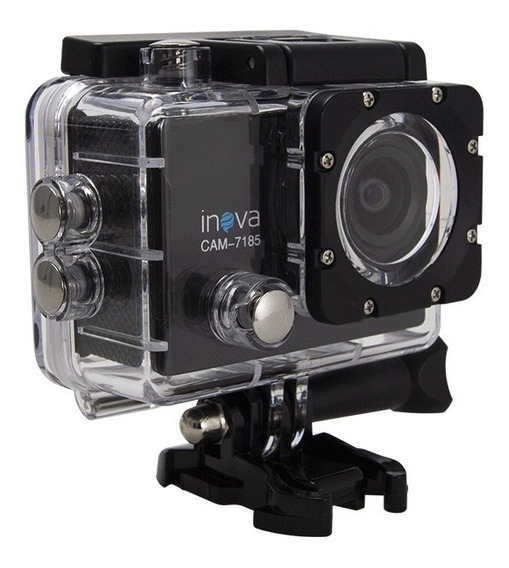 Camera Aventura Action 4k Ultra Hd Inova - Cam-7185