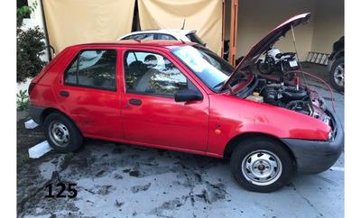 Ford Fiesta 1997 Unidad Dada De Baja.