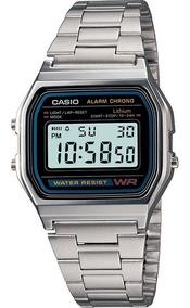 Relógio Casio Original Unissex Vintage A158wa-1df