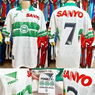 Camisa Coritiba - Penalty - G - 1997 - N° 7